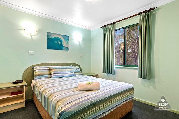 Chalet accommodation Margaret River