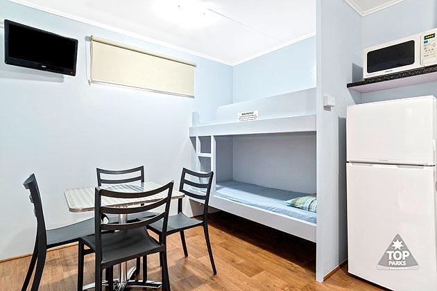 Cabin accommodation Margaret River