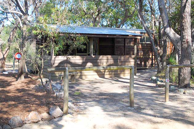 Ensuite Cabin - Outside 2